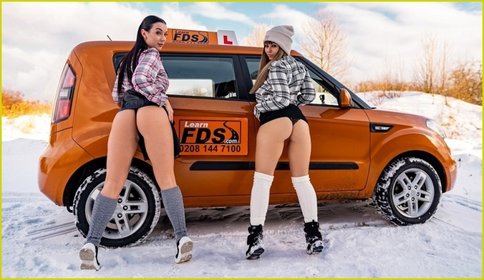 [Full HD] Isabella Krobova, Lady Gang Stuck Between Snow and Big Tits Isabella Krobova ( - SiteRip-00:33:08 | Buxom, Uniform, Big Dick, Big Cock, Natural, Chesty, Milf, Butt, Curvaceous, Clothed, P...