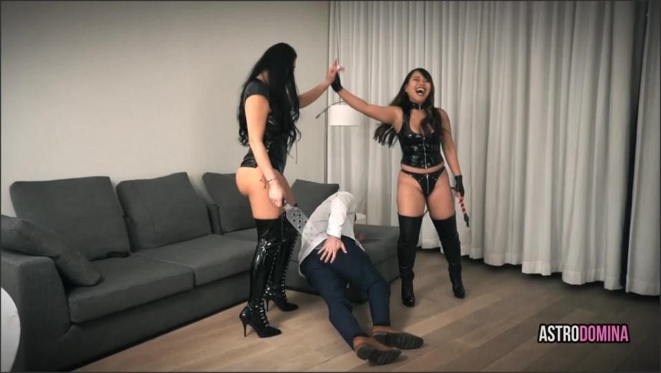 [Full HD] Jasmine Mendez & Astro Domina - When Push Comes To Shove Goddess Jasmine Mendez - Manyvids-00:06:42 | Size - 289,8 MB