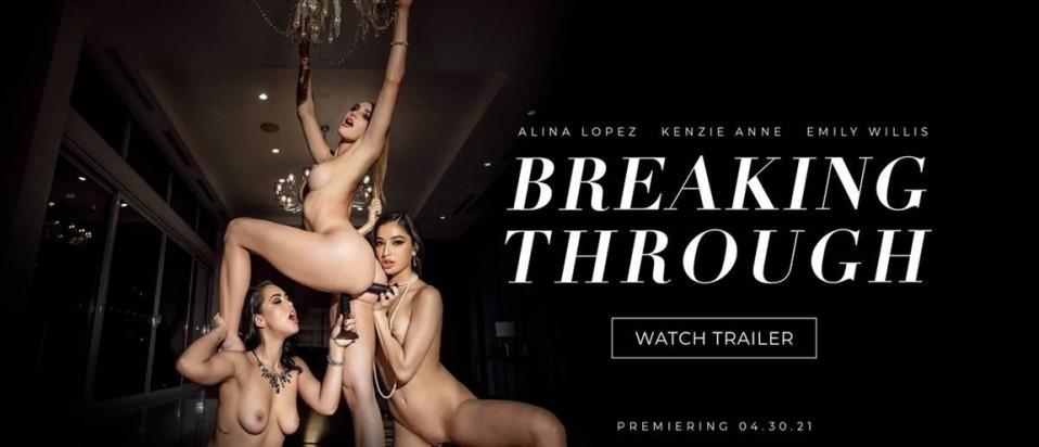 [Full HD] Kenzie Anne & Emily Willis & Alina Lopez - Breaking Through Kenzie Anne & Emily Willis & Alina Lopez - SiteRip-00:33:08 | Small Tits, Brunette, Girl On Girl, Blonde, Lesbian, Only Female,...