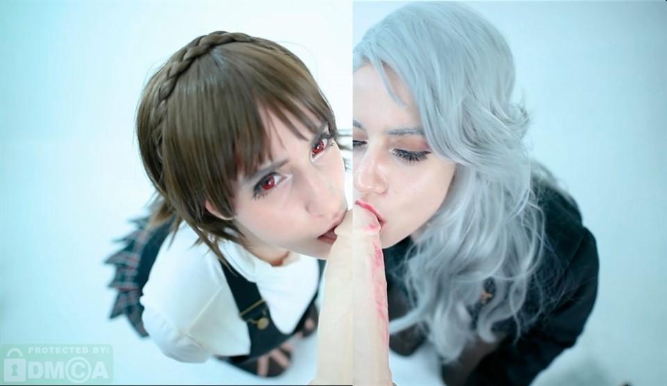 [Full HD] Lana Rain - Makoto &Amp; Sae Niijima Into The PERSONA Mix - SiteRip-00:49:00 | Anime, Role Play, Cum Play, Cosplay, Anal - 3,5 GB