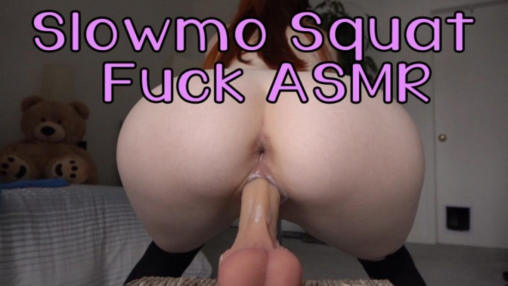[Full HD] Legendarylootz Slowmo Squat Fuck Asmr Legendarylootz - ManyVids-00:09:57 | Slow Motion,Ass,ASMR,Cum Countdown,JOI - 1,1 GB