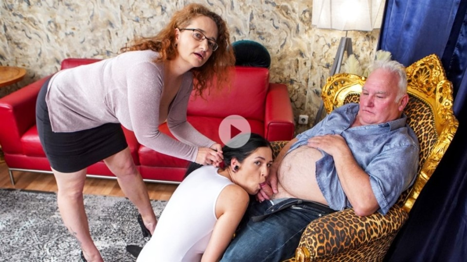 [Full HD] Leona, Sarah Simons Leona, Sarah Simons - SiteRip-00:20:18 | Young old, Hardcore, Shaved, Old vs Young, Big natural boobs, Mature, Blowjob, Teen, Cumshot - 2,2 GB