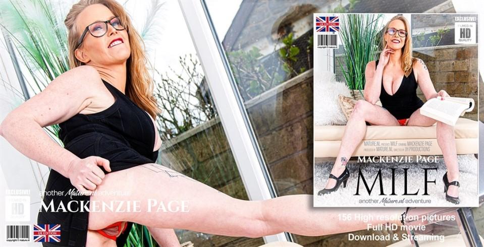 [Full HD] Mackenzie Page - Mackenzie Page is one naughty MILF Mackenzie Page - SiteRip-00:15:52 | Solo, Redhead, Toys, Masturbation, Shaved, Big tits, MILF, Beautiful milf - 905,2 MB