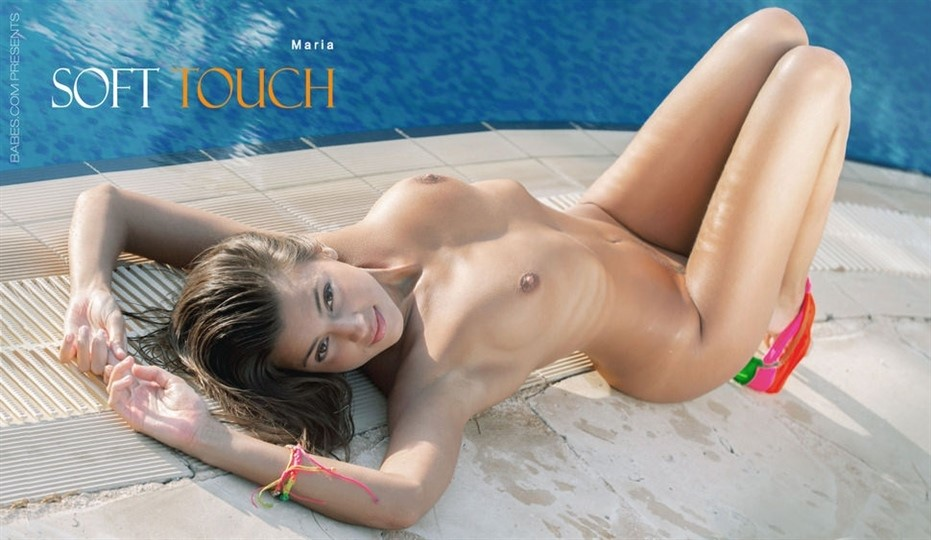 [Full HD] Maria. Soft Touch Maria - SiteRip-00:13:55 | Brunette, Small Ass, Natural Tits, Solo - 612,8 MB
