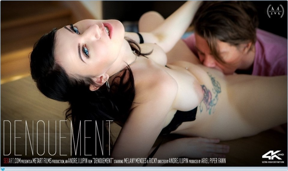 [4K Ultra HD] Melany Mendes &Amp; Ricky - Denouement Melany Mendes - SiteRip-00:17:27 | Handjob, Doggystyle, Brunette, All Sex, Fingering, Panties, Barefoot, Indoors, Breasts, Kitchen - 4,9 GB