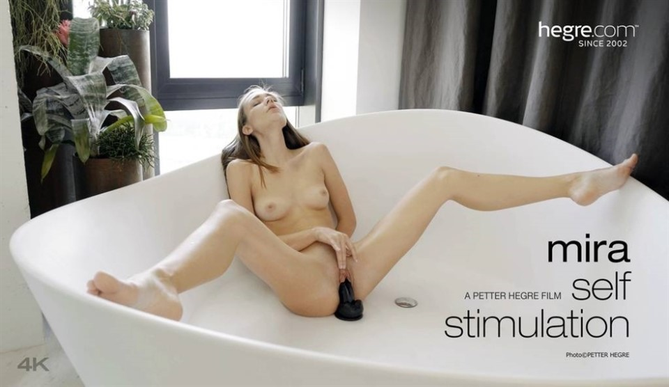 [Full HD] Mira. Self Stimulation Mira - SiteRip-00:09:06 | Posing, Solo, Toy, Masturbation - 240,9 MB
