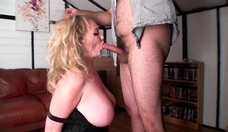 [Full HD] NaughtyNatali - Tie Me Up And Use Me Like A Whore Mix - SiteRip-00:07:35 | Face Fucking, Facial, Rope, Bondage, Spitting - 894,8 MB