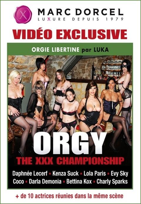 [HD] ORGIE LIBERTINE Mix - Marc Dorcel-00:32:51 | Orgy, Swingers - 590,4 MB