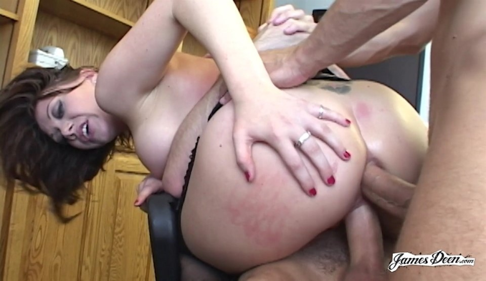[Full HD] Samantha Sin - Secretary Gets Her Holes Smashed Mix - SiteRip-00:24:01 | DP, Gonzo, Hardcore, Anal - 1,4 GB