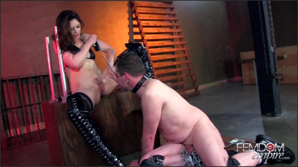 [HD] Sarah Shevon - Pussy And Ass Worship Sarah Shevon - SiteRip-00:09:25 | Anilingus, Cunnilingus, Pussy And Ass Lick, Stockings, Femdom - 283,3 MB