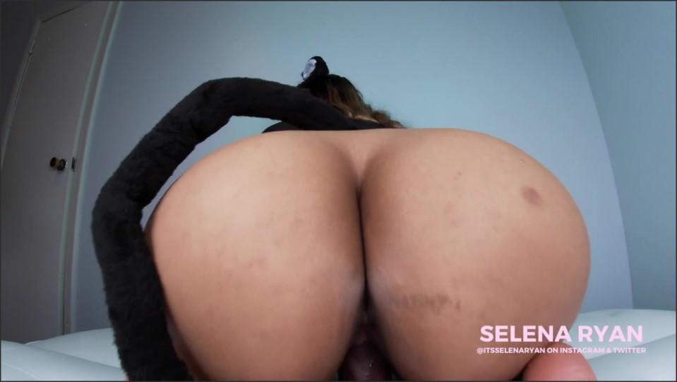 [Full HD] Selena Ryan Trick Or Treat Big Black Dick For Little Black Cat_1080P Selena Ryan - Manyvids-00:07:03 | Size - 185,3 MB