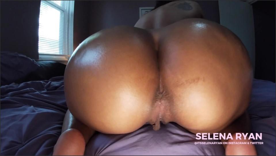 Selena Ryan Twerking JOI Bubble Butt Latinas Massive Oiled Ass_1080P