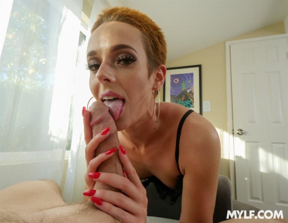 [Full HD] Sidra Sage - Stepsis Wants Me Sidra Sage - SiteRip-00:20:58 | Medium Ass, Natural Tits, Facial, Mini Skirt, Hardcore, Redhead, Stockings, Wild, Cum In Mouth, POV, White, Milf, Toned, Livi...