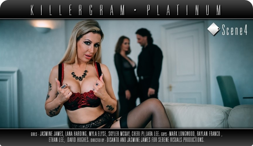 [Full HD] Skyler Mckay & Jasmine James. House of Jasmine - Scene 4 Skyler Mckay & Jasmine James - SiteRip-00:25:52 | All Sex, Blonde, Cream Pie, Blowjob, Big Tits - 946,4 MB