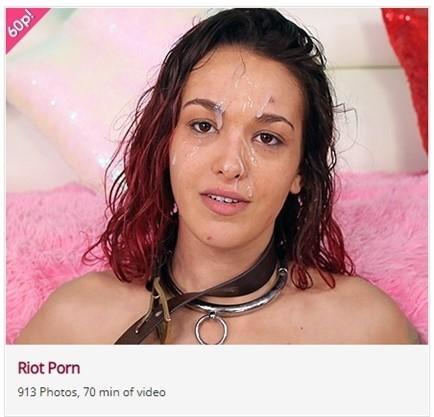 [Full HD] Tiffany Malice - Riot Porn Tiffany Malice - SiteRip-01:10:55 | ThroatFuck, Facial, Anal, Humiliation, Oral, Vomit, Blowjobs, Pissing - 4,1 GB
