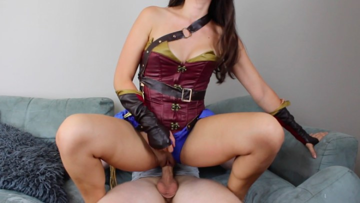 [Full HD] Alexia96 Wonder Woman Wants A Creampie Alexia96 - ManyVids-00:15:26 | Costume,Cosplay,Riding,Boy Girl,Cream Pie - 519 MB