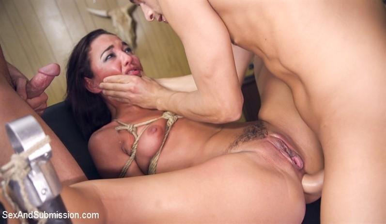 [HD] Amara Romani. BROs Before HOs Amara Romani - SiteRip-00:45:04   Rough Sex, Deep Throating, Hardcore, BDSM, Anal - 1,6 GB