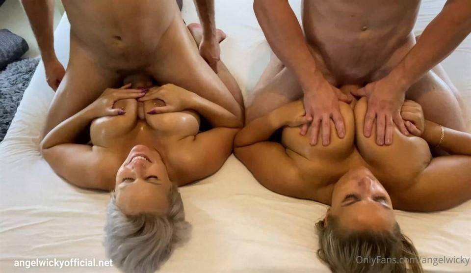 [Full HD] Angel Wicky &Amp; Krystal Swift - Big Girls, Big Boobs, Foursome Angel Wicky &Amp; Krystal Swift - SiteRip-00:38:32 | Bubble Butt, MILF, Blowjob, Hardcore, Big Tits, Blonde, Foursome, BBW, All Sex - 1,7 GB