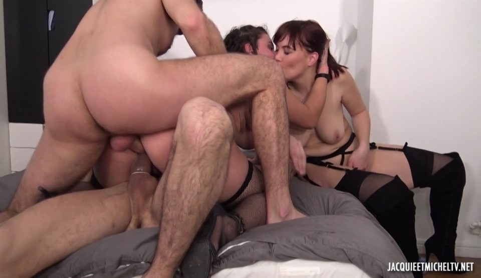 [HD] Angelique Luka & Lou - Unexpected Orgy With Lou, 20 Years Old Mix - SiteRip-00:47:43   DPP, Hardcore, Gonzo, All Sex, Foursome - 719,4 MB