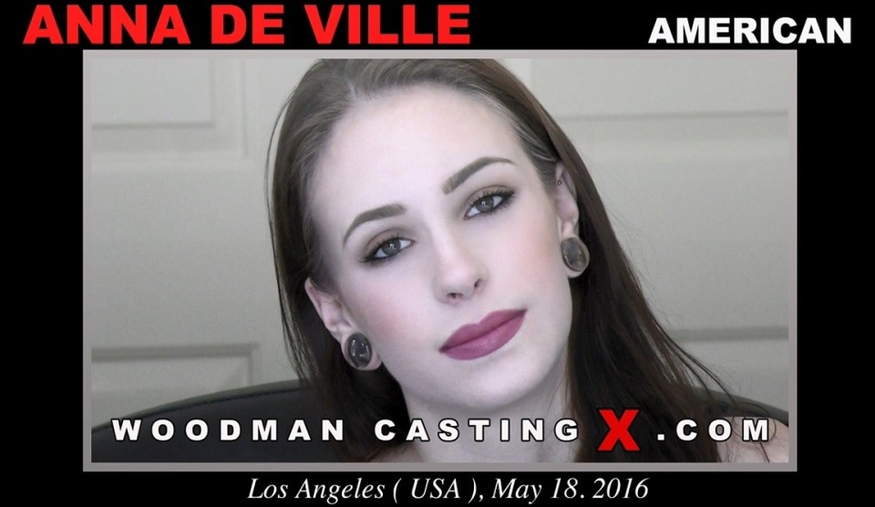 [Full HD] Anna De Ville. Casting X 162 Anna De Ville - SiteRip-00:54:44 | Anal, Casting, Deepthroat, Blowjob, Slim, Skinny, Ass To Mouth - 1,9 GB