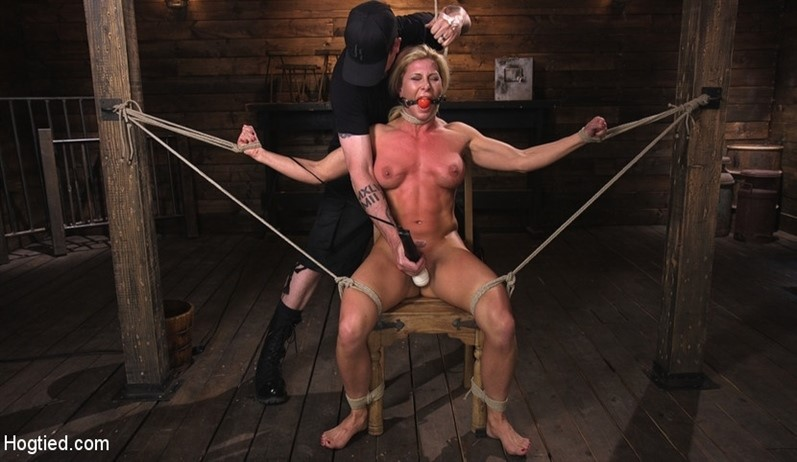 [HD] Ariel - Ariel X is Tormented in Brutal Bondage and Double Penetrated Ariel - SiteRip-00:40:21   submission, straight, bondage, domination, rope bondage, BDSM - 1,4 GB