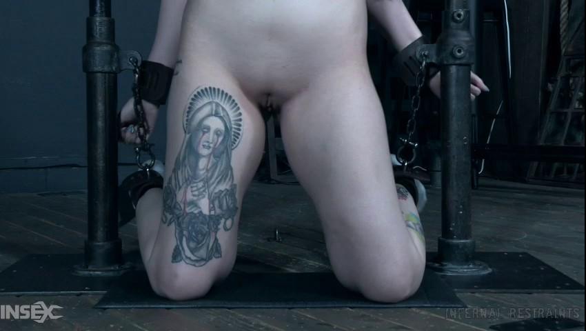 [SD] Arielle Aquinas. Overwhelmed Arielle Aquinas - InfernalRestraints.com-00:34:03   BDSM ,  Humiliation ,  Whipping ,  Torture - 701 , 8 MB