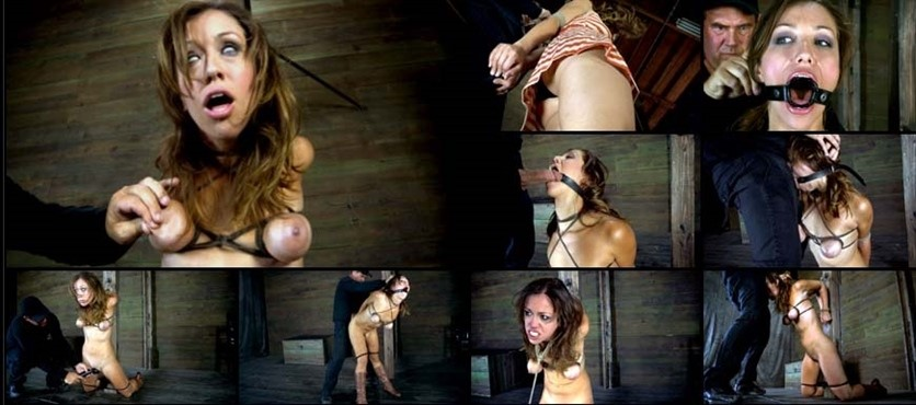 [HD] Audrey Rose. Cute Girl Next Door Sexually Destroyed Audrey Rose - SiteRip-00:21:24 | BDSM, Domination, All Sex, Bondage, Toys, Oral - 898,4 MB