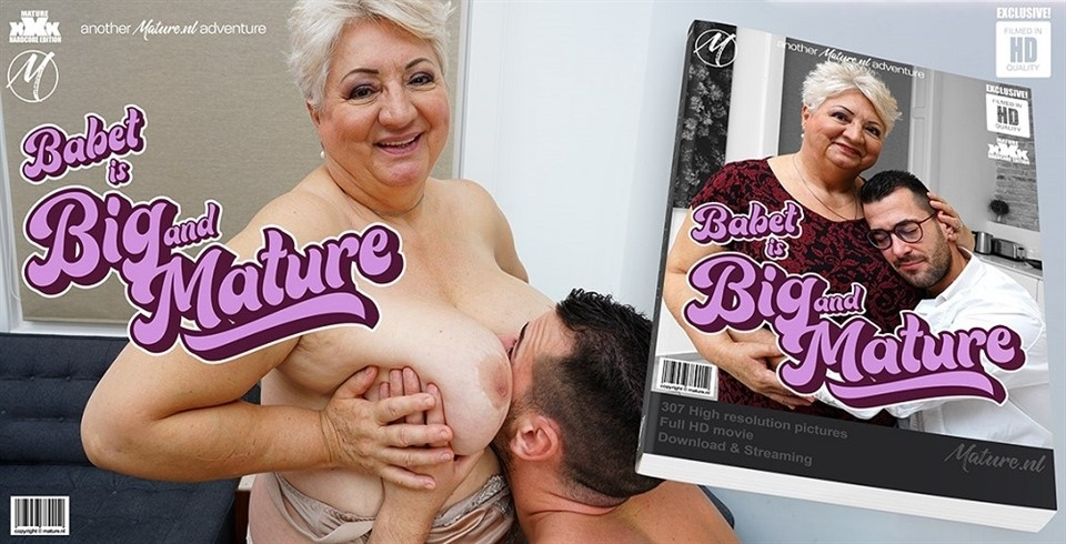 [Full HD] Babet - He Loves The Big Curves From Mature Babet Babet (59) - SiteRip-00:32:00 | Cum, Big Ass, Blowjob, L Masturbation, BBW, Facia - 1,4 GB