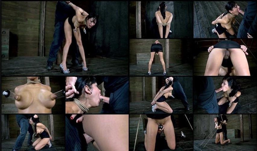 [HD] Beretta James. Hot Cougar with a deep throat, gets Sexually Destroyed, Subspaced Beretta James - SiteRip-00:20:48   BDSM, Domination, Oral, Bondage, Hardcore - 1,1 GB