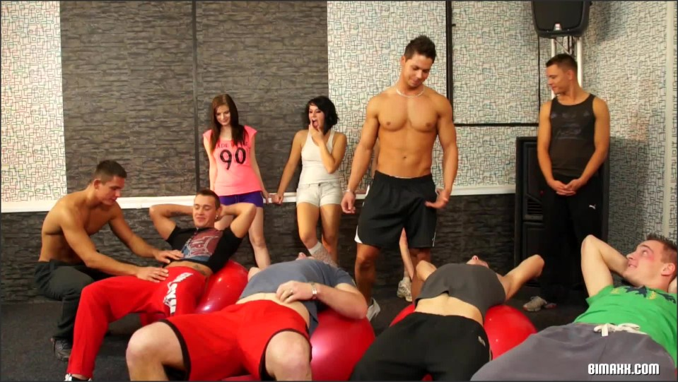 [Full HD] Bi Bouncers Part 1 Mix - SiteRip-00:26:01   Bisex, Party - 1,3 GB