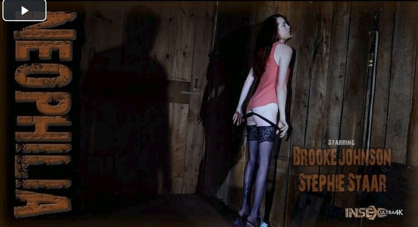 [SD] Brooke Johnson ,  Stephie Staar. Neophilia Brooke Johnson ,  Stephie Staar - InfernalRestraints.com-01:07:48   Humiliation ,  Torture ,  Whipping ,  BDSM - 487 , 5 MB