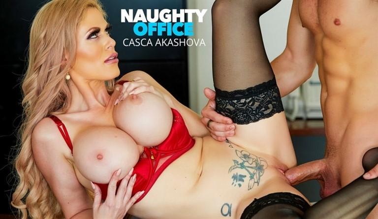 [4K Ultra HD] Casca Akashova. Casca Akashova with her big tits fucks a young stud in her office Mix - SiteRip-00:31:03 | American, mature, taboo, caucasian, big tits, big dick, deepthroating, big f...