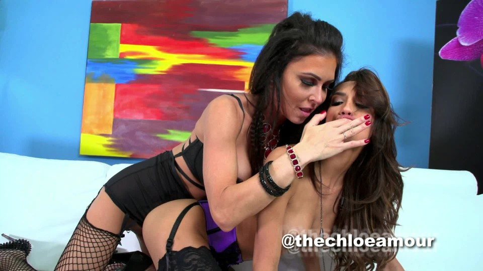 [Full HD] Chloeamour Chloe Amour And Jessica Jaymes Part 2 ChloeAmour - ManyVids-00:05:49 | Brunette,Girl Girl,Latina,Pornstars,Pussy Eating - 230,8 MB