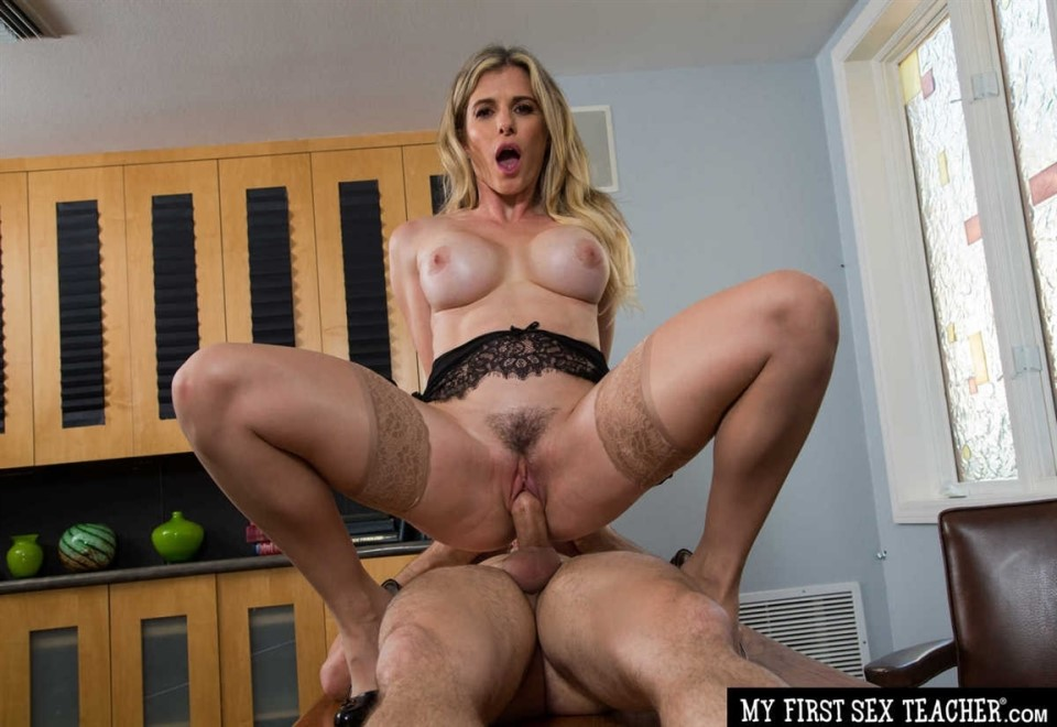 [Full HD] Cory Chase - Cory Chase Gives Student Tips On Making A Womens Pussy Dripping Wet Cory Chase - SiteRip-00:42:22   High Heels, Stockings, Mature, All Sex, Straight, Blowjob, Fake Tits, Facial, Blonde, Medium Tits, Hairy, Bubble Butt - 1,6 GB