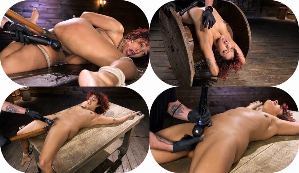 [SD] Daisy Ducati - Brutal Bondage ,  Severe Torment ,  And Squirting Orgasms Daisy Ducati - Kink.com-00:37:22 | Vibrator ,  Flogging ,  Squirting ,  Dildo ,  Zapper ,  Ebony ,  Fingering ,  BDSM ,...