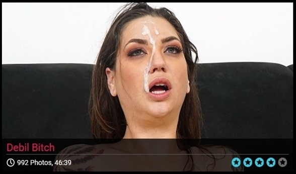 [Full HD] Debil Bitch aka Rocky Emerson Rocky Emerson - SiteRip-00:46:39 | Gagging, Gonzo, Interracial, Straight, Facial, Slap, Deep Throat - 1,5 GB