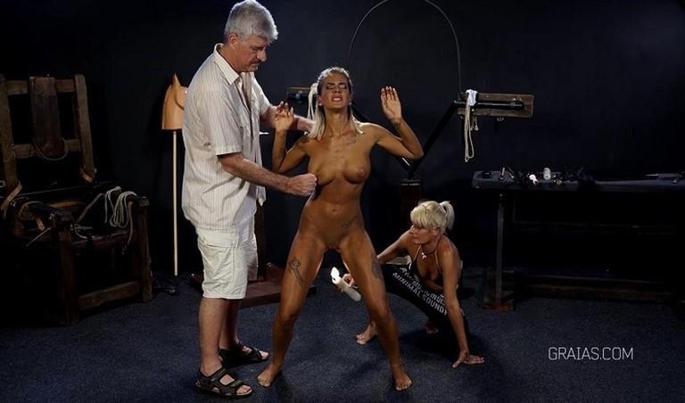 [Full HD] Dressage Part 1 Mix - Graias.com / ElitePain.com-00:30:39 | Humiliation ,  BDSM ,  Torture - 1021 , 8 MB