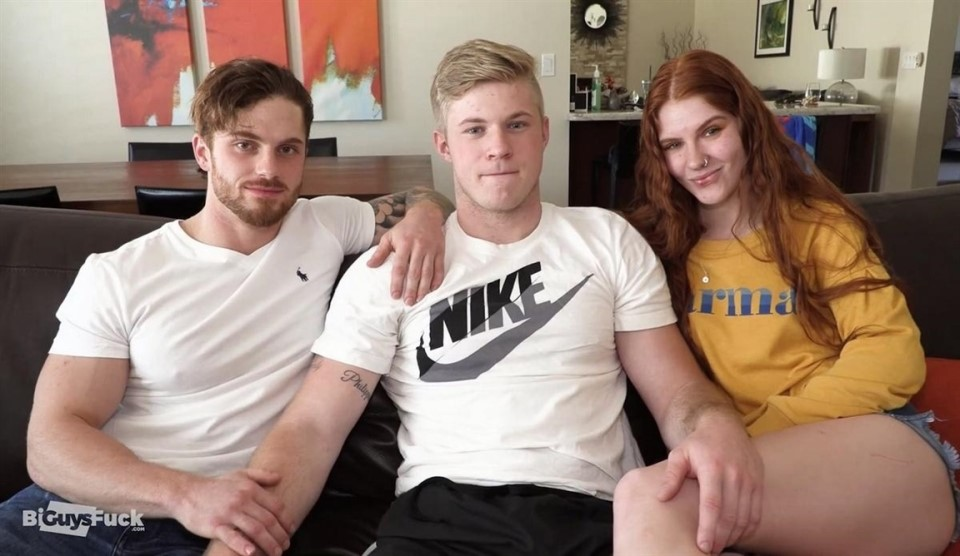 [Full HD] Dustin Hazel Rips Open Troy Daniels Favorite Boxers For Quick Access To His Hairy Ass Dustin Hazel, Troy Daniel, Jane Rogers - SiteRip-00:27:01   Cumshots, Strapon, Bisexual, Vaginal Sex,...