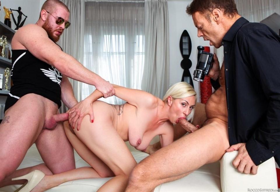 [HD] Eva Black - RoccoS Intimate Castings Mix - SiteRip-00:43:02 | Hardcore, Blowjob, Anal, Big Tits, Deepthroat, Blonde, Pornstar, Natural Tits, Threesome, Big Dick - 1 GB
