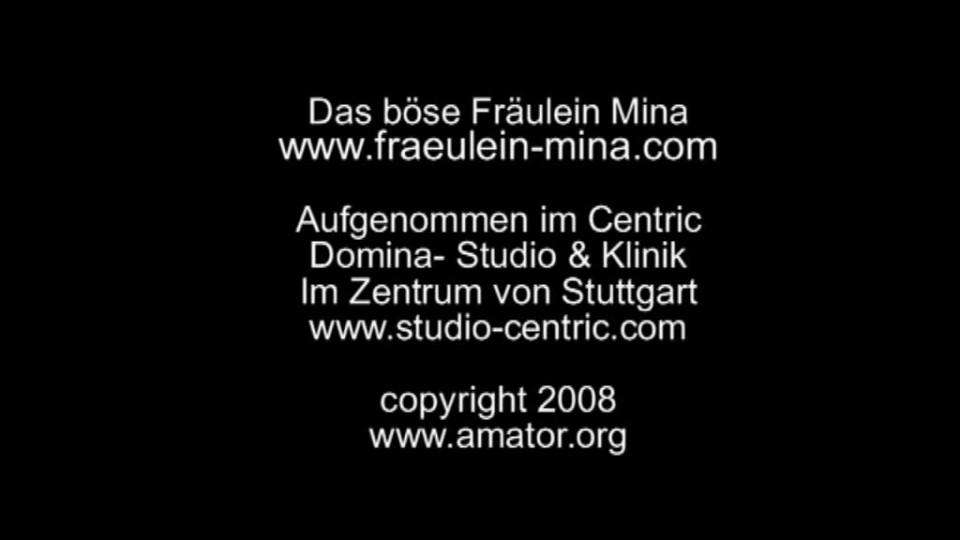 [SD] Fräulein Mina - Rubber Object Nr. 4 Fräulein Mina ( - SiteRip-00:49:03   Femdom ,  Bondage ,  Crossdress ,  Bizzare ,  Latex - 809 , 2 MB