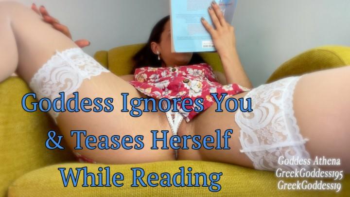 [Full HD] greekgoddess195 goddess ignores you teases herself GreekGoddess195 - ManyVids-00:13:32 | Pussy Denial,Voyeur,Ignore,Upskirt,Reading - 1,9 GB