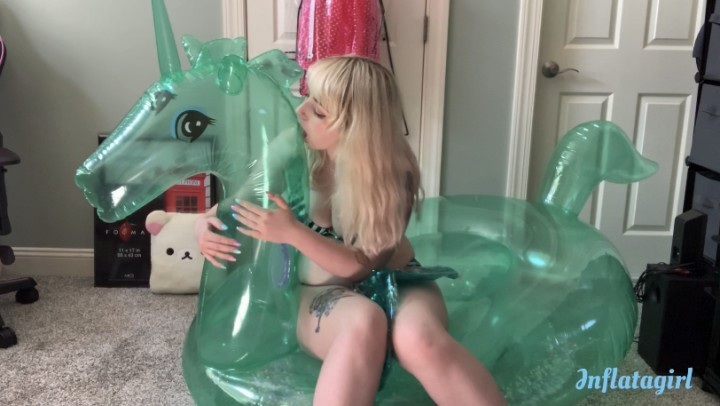 [Full HD] inflatagirl humping my ball on my favorite unicorn Inflatagirl - ManyVids-00:07:52 | Inflatable Blow Fetish,Inflatables,Inflatables Non-Pop,Pool,PVC-Vinyl,SFW - 859,7 MB