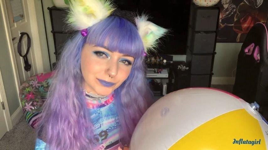 [Full HD] Inflatagirl Worship My Lips As I Kiss My Beach Ball Inflatagirl - ManyVids-00:07:20 | Kissing,Beach Balls,Lipstick Fetish,Goddess Worship,Inflatables,SFW - 794,6 MB