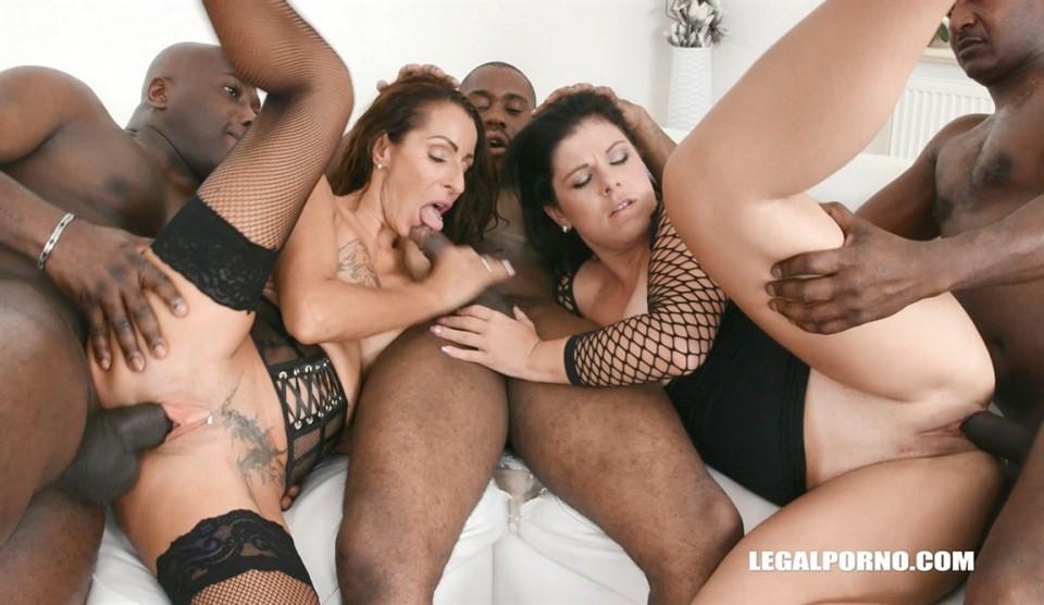 [Full HD] Janice United & Valentina Sierra enjoy black cocks IV449 Janice United & Valentina Sierra - SiteRip-01:01:56 | Interracial, Cumshots, Anal, All Sex, Cum Swallowing, Blowjob, Deepthroat, B...
