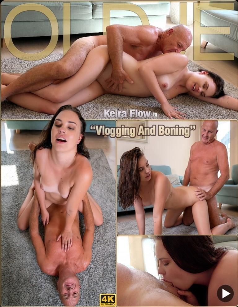 [Full HD] Keira Flow. Vlogging and Boning Keira Flow - SiteRip-00:22:16 | deepthroat, cunnilingus, doggystyle, closeup, gym, blowjob, ballslicking, cumswallow, handjob - 656,5 MB