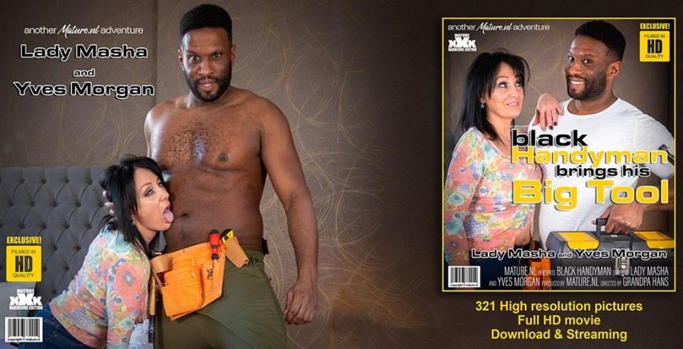 [Full HD] Lady Masha - This Cougar Only Wants His Big Black Tool Lady Masha - SiteRip-00:39:44 | Facial, Shaved, Russian, Interracial, Blowjob, Cum, MILF - 1,4 GB