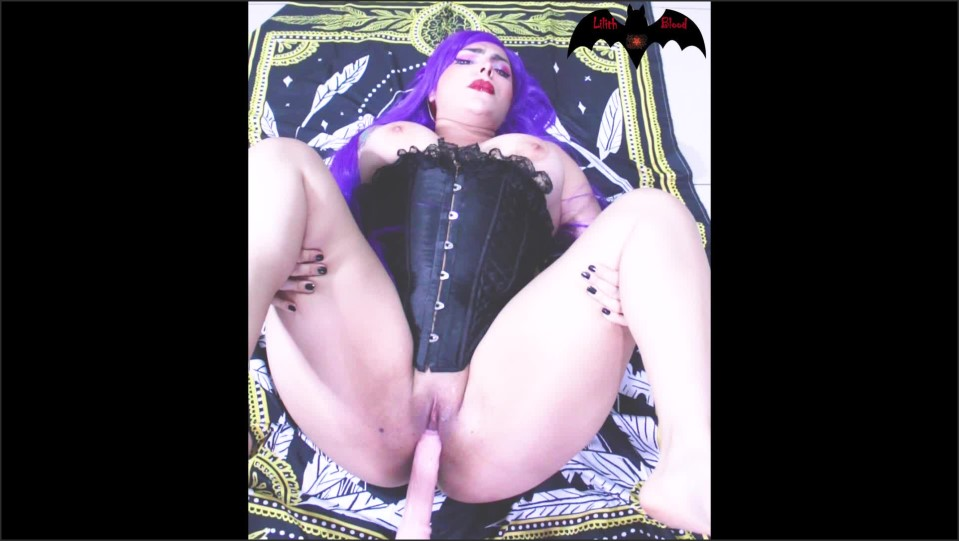 [Full HD] Lilith 666 Lilith Want To Be Fucked Lilith_666 - ManyVids-00:10:00 | Big Boobs,Cosplay,Dildo Fucking,Fuck Machine,Pussy Play - 1,4 GB