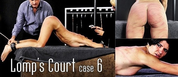 [Full HD] Lomps Court - Case 6 Roxanne - Mood-Pictures-00:57:21 | BDSM, Torture, Hardcore, Spanking - 2,5 GB