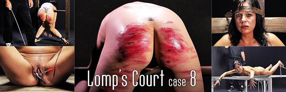 [Full HD] Lomps Court - Case 8 Maximilian Lomp, Hannah Robertson, Vanessa - Mood-Pictures-00:53:24   Torture, Hardcore, Flagellation, Electricity, BDSM, Bondage - 1,7 GB