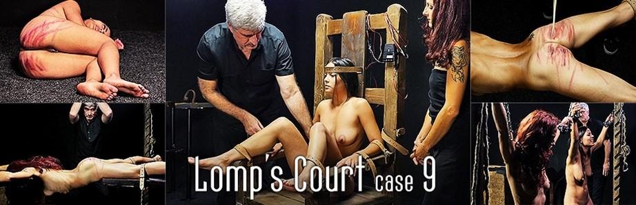 [Full HD] Lomps Court - Case 9 Mix - Elitepain-00:50:10 | BDSM - 1,6 GB